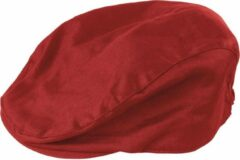 Result GATSBY CAP - Rood - Maat S-M