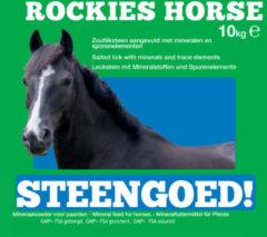 Rockies Liksteen Paard Naturel - Voedingssupplement - 10 kg