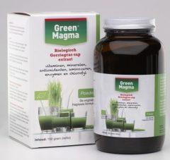 Groene Green Magma Instant Poeder - 150 gram - Voedingssupplement