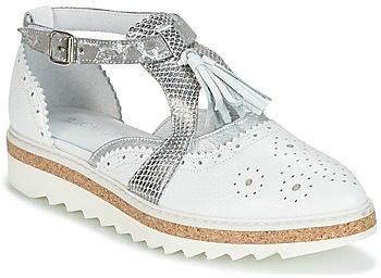 Afbeelding van Witte Nette schoenen Regard RASTANU
