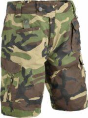 Defcon 5 Outdoorbroek Heren Katoen/polyester Groen/bruin Maat L