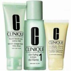 Clinique 3-Step Creates Great Skin Huidverzorging - Droge Huid 3 stuks