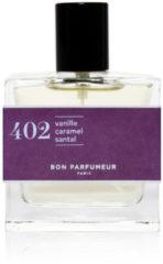 Bon Parfumeur Parfums 402 vanilla toffee sandalwood Eau de Parfum Paars