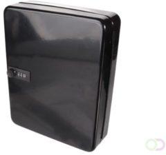 Velleman Zwarte sleutelkast met cijferslot - 46 sleutels