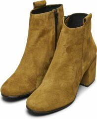 Selected Femme Boots - Ecru Olive - Maat 38