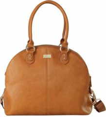 Isoki Luiertas Madame Polly Avalon Tan Isoki Luiertas Madame Polly Nappy Bag Tan