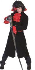 Groene Fun & Feest Party Gadgets Halloween Luxe vampieren jas 56-58 (2xl/3xl)