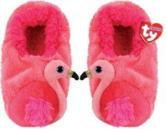 Ty Fashion Pantoffels Gilda Flamingo 30-32