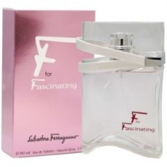 Salvatore Ferragamo F for Fascinating 90 ml Eau de Toilette EDT Profumo Donna