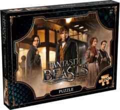 Winning Moves legpuzzel Fantastic Beasts 500 stukjes