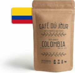 Café du Jour 100% arabica Colombia 250 gram vers gebrande koffiebonen