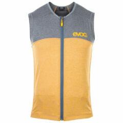 Evoc - Protector Vest - Beschermvest maat S, beige/grijs/oranje