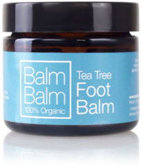 Balm Balm Tea tree organic foot balm 60 Milliliter