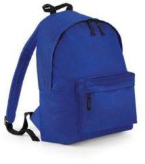 Blauwe Bagbase Junior rugzak kobalt blauw