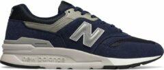 New Balance 997 Sneaker Sneakers - Maat 42 - Mannen - blauw/grijs/wit