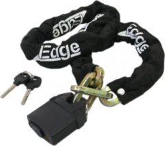 Kettingslot Edge Power 120cm- ø10mm - zwart
