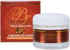 BODY TIP Voedende Anti-aging Gezichtscrème met Arganolie voor dag- en nachtverzorging - 50ml - voorkomt het ontstaan van rimpels, hydrateert en vertraagt het verouderingsproces van de huid.