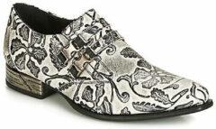 Witte Klassieke Schoenen New Rock SALSO