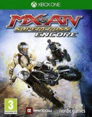 MSL Nordic Games MX vs. ATV Supercross Encore, Xbox One