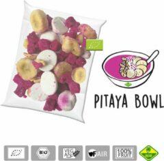 Pitaya bowl BIO – bevroren fruit puree (pulp) en IQF bowl packs - Acai fine fruits club - 4,8 kg (40x120g)