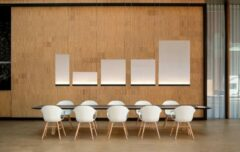 Vibia Curtain 7160 VI 7160.18/1B Grafiet / Wit