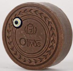 Olivos handzeep | Olijfzeep | Vanille zeeptablet 125gr
