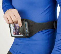 Zwarte Tune Belt sport heupband IP7