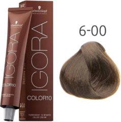 Schwarzkopf Professional Schwarzkopf - Igora - Color 10 - 6-00 - 60 ml