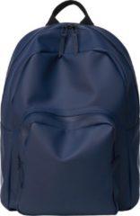 Blauwe Rains Original Base Bag blue Laptoprugzak