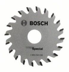 Bosch Kreissäge Sägeblatt Special Ø 65x15 mm T20 2609256C83