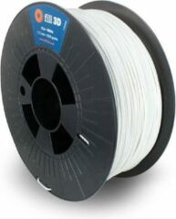 Fill 3D PLA White (wit) 1 kg