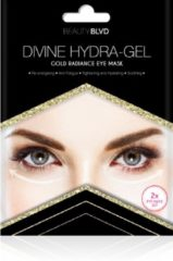 Transparante Beauty BLVD Divine Hydra Gel Oog Masker