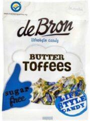 De Bron Buttertoffee suikervrij 70 Gram