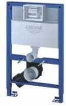 Grohe Rapid sl wc element laag 0,8 mtr. (in combinatie met Subway art.nr. 38779000 toevoegen)