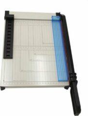 Witte Merkloos / Sans marque Papiersnijder hefboomsnijder A4 compact