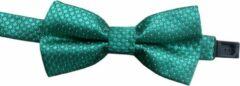 Jessidress Luxe Jongens Vlinderstrik Feestelijke Vlinderdas-Groen