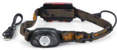 Fox - Halo MS300C Headtorch | Hoofdlamp - Kunststof - - Oplaadbare ingebouwde batterij