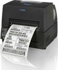 Zwarte Citizen CL-S6621 labelprinter Direct thermisch/Thermische overdracht 203 x 203 DPI