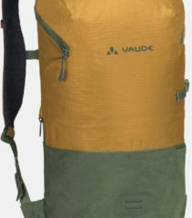 Vaude - CityGo 14 - Dagrugzak maat 14 l, olijfgroen/oranje/bruin