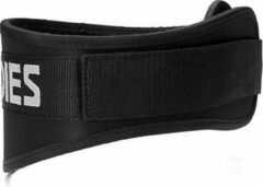 Zwarte Better Bodies - Basic Gym Belt (Black) XL