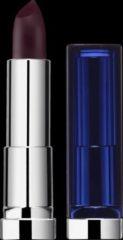 Paarse Maybelline Color Sensational Lipstick - 887 Blackest Berry
