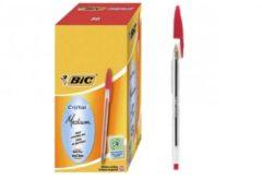 Bic Cristal Original Rossa 50 Penne
