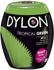 Dylon Wasmachine Textielverf Pods - Tropical groen 350g