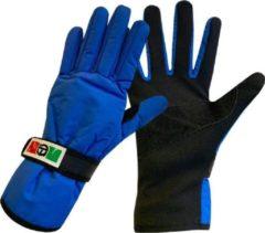 Rode Magic Guanto - Fietshandschoenen Winter - Blauw - Maat S