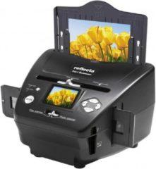 Reflecta 3in1 Scanner Diascanner, Fotoscanner, Negatiefscanner 1800 dpi Digitaliseren zonder PC, Display, Geheugenkaartlezer
