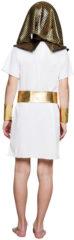 Rode Feestbeest.nl Kinderkostuum Tutankhamun (7-9 jaar) - Carnavalskleding