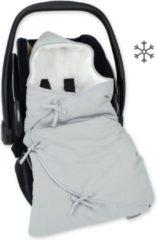 BEMINI MINI NEST 0-4m Mediumgrijs Grizou Pady tetra jersey teddy