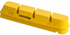 Swisstop Race Pro gele remblokken met een hoog remvermogen - Remblokken voor velgremmen