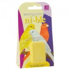 Esve Ni-Ble Vitamine En Mineralenblok Kanarie - Vogelsupplement - per stuk