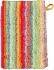 Cawö Cawo Lifestyle Streifen Washandje 7008 Multi-25 16x22
